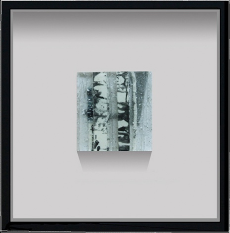 A Shadow Falls is a fused glass artwork; click to return to thumbnail images.