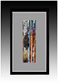 Fall Essence is a fused glass artwork; click for enlargement and details.